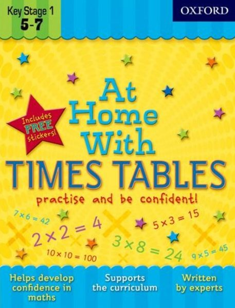 At Home With Time Tables Practise and Be Confident!