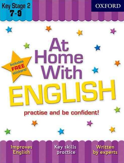 At Home With English 7-9 Practise and be Confident!