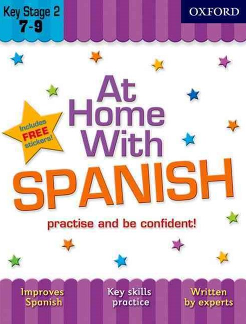 At Home With Spanish 7-9
