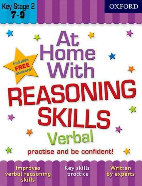 At Home With Verbal Reasoning 7-9