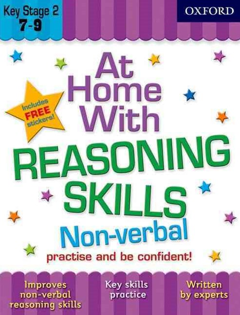 At Home With Non Verbal Reasoning 7-9