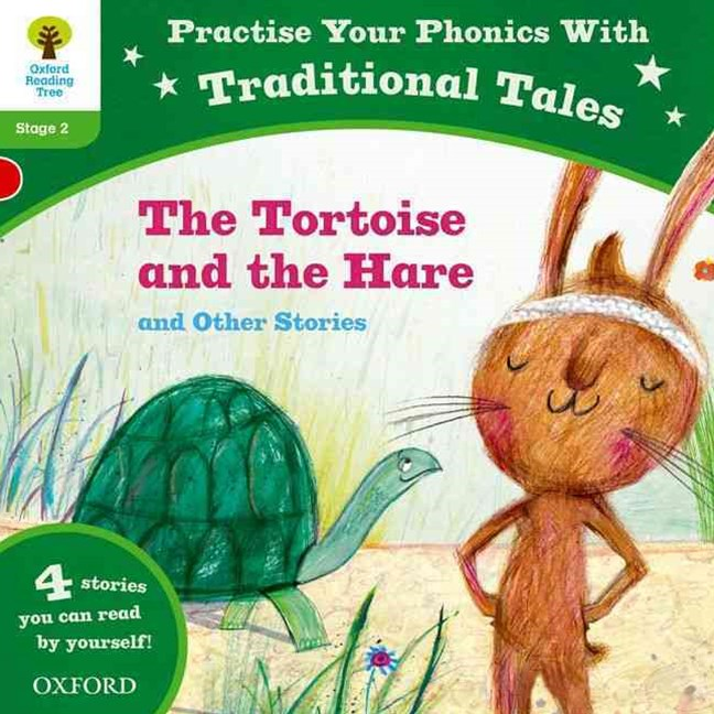 Traditional Tales Phonics Level 2 The Tortoise and the Hare & Other Stories