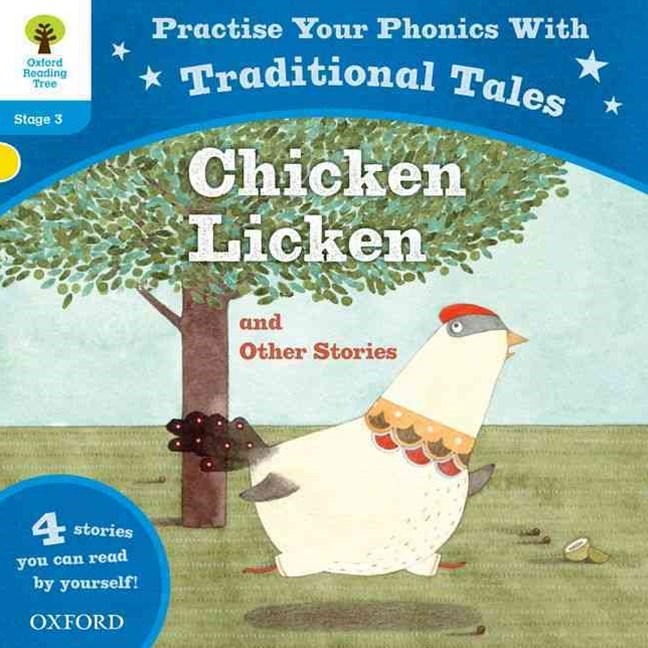 Oxford Reading Tree Level 3 Traditional Tales Phonics