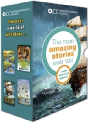 (ebook) Oxford Children's Classics World of Adventure Bundle