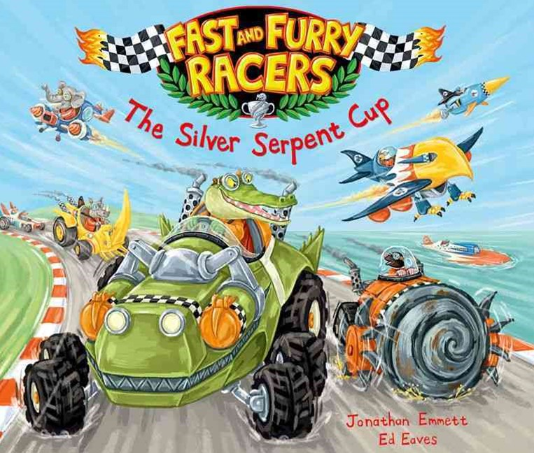 Fast and Furry Racers The Silver Serpent Cup