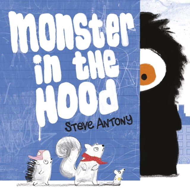 (ebook) Monster in the Hood