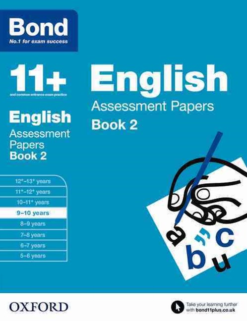 Bond 11+ English Assessment Papers 9 to 10 Book 2