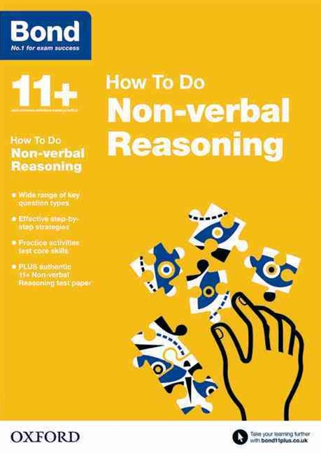 Bond 11 Non Verbal Reasoning How to Do