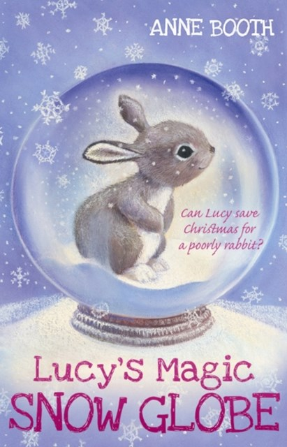 Lucy's Magic Snow Globe