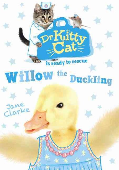 Dr KittyCat is Ready to Rescue Willow the Duckling