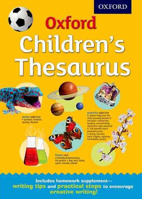 Oxford Childrens Thesaurus