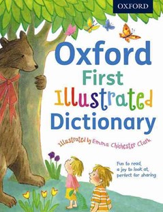 Oxford First Illustrated Dictionary by Andrew Delahunty, Emma Chichester Clark (9780192746047) - PaperBack - Non-Fiction
