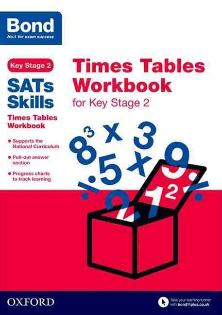 Bond Skills Times Tables for Key Stage 2
