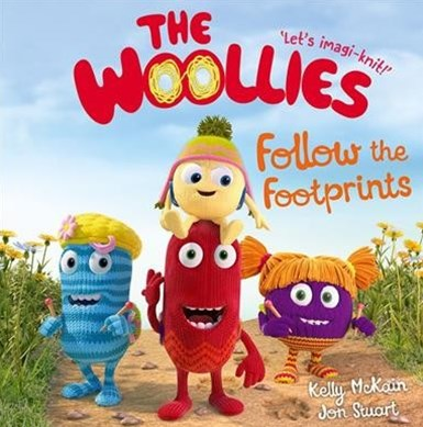 The Woollies Follow the Footprints