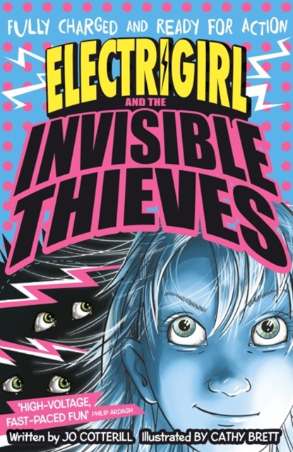 Electrigirls and the Invisible Thieves