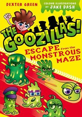 The Goozillas! Escape from the Monstrous Maze