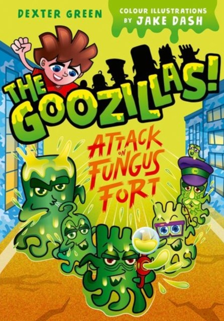 Goozillas!: Attack on Fungus Fort