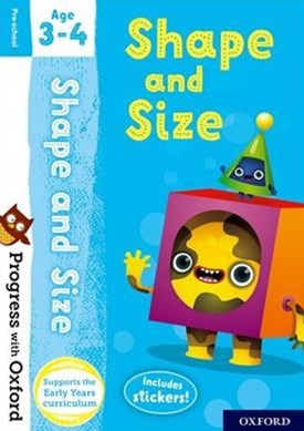 Progress with Oxford Shape and Size Age 3-4