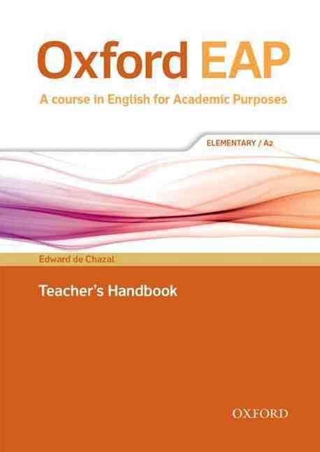 Oxford EAP Elementary Teachers Book & DVD Pack