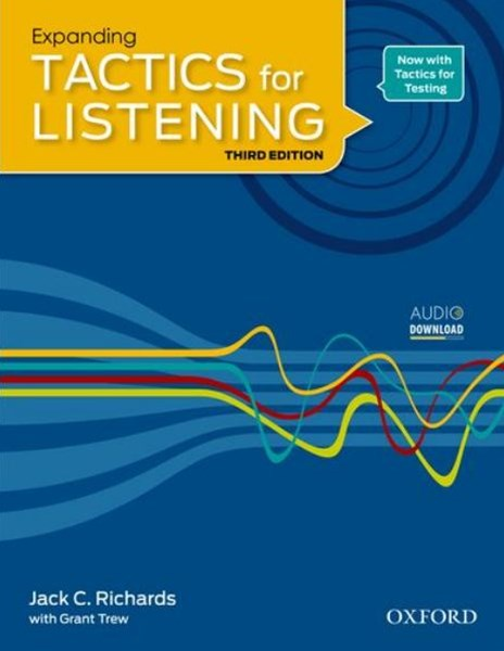 Expanding Tactics for Listening Student Book