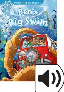 Oxford Read and Imagine 1 Bens Big Swim Mp3 Pack