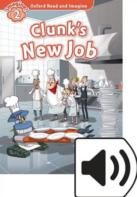 Oxford Read and Imagine 2 Clunks New Job Mp3 Pack