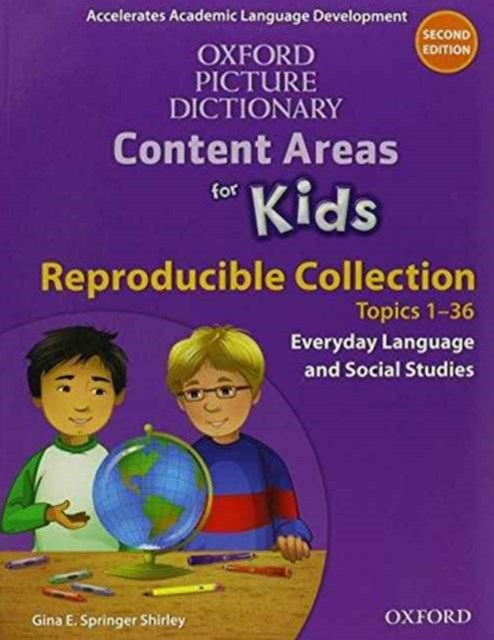 Oxford Picture Dictionary for Kids Reproducible Collection Pack
