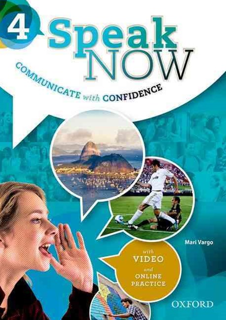 Speak Now 4 Student Book with Online Practice