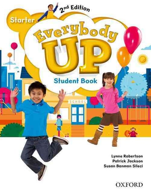 Everybody Up 0 Students Book