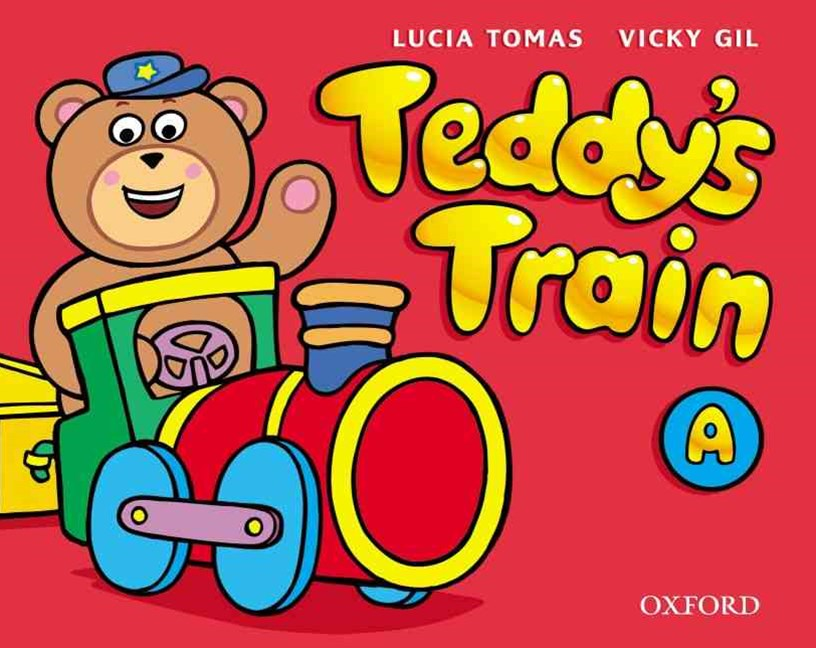 A Teddy's Train Activity Book