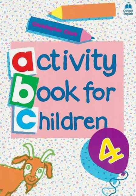 Oxford Activity Books for Children Book 4