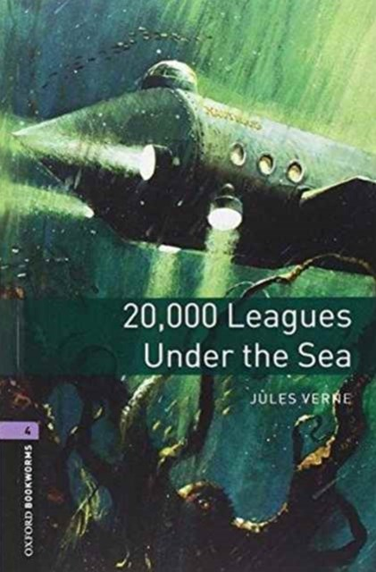 Oxford Bookworms 4 20,000 Leagues Under the Sea Pack
