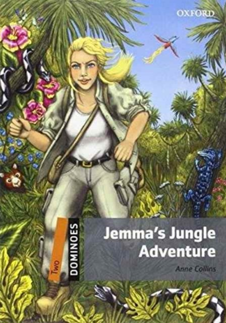 Dominoes Two Jemma's Jungle Adventure