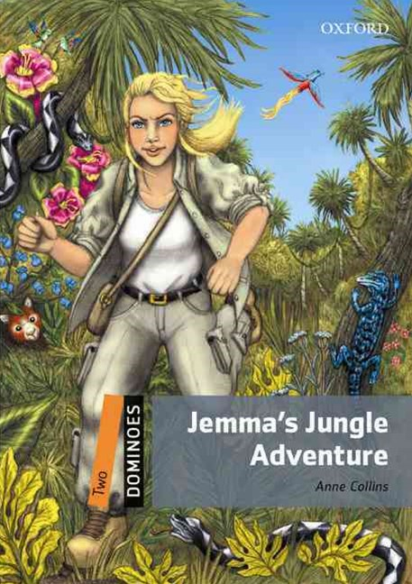 Dominoes 2 Jemma's Jungle Adventure