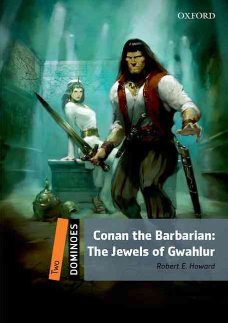 Dominoes Two Conan the Barbarian: The Jewels of Gwahlur