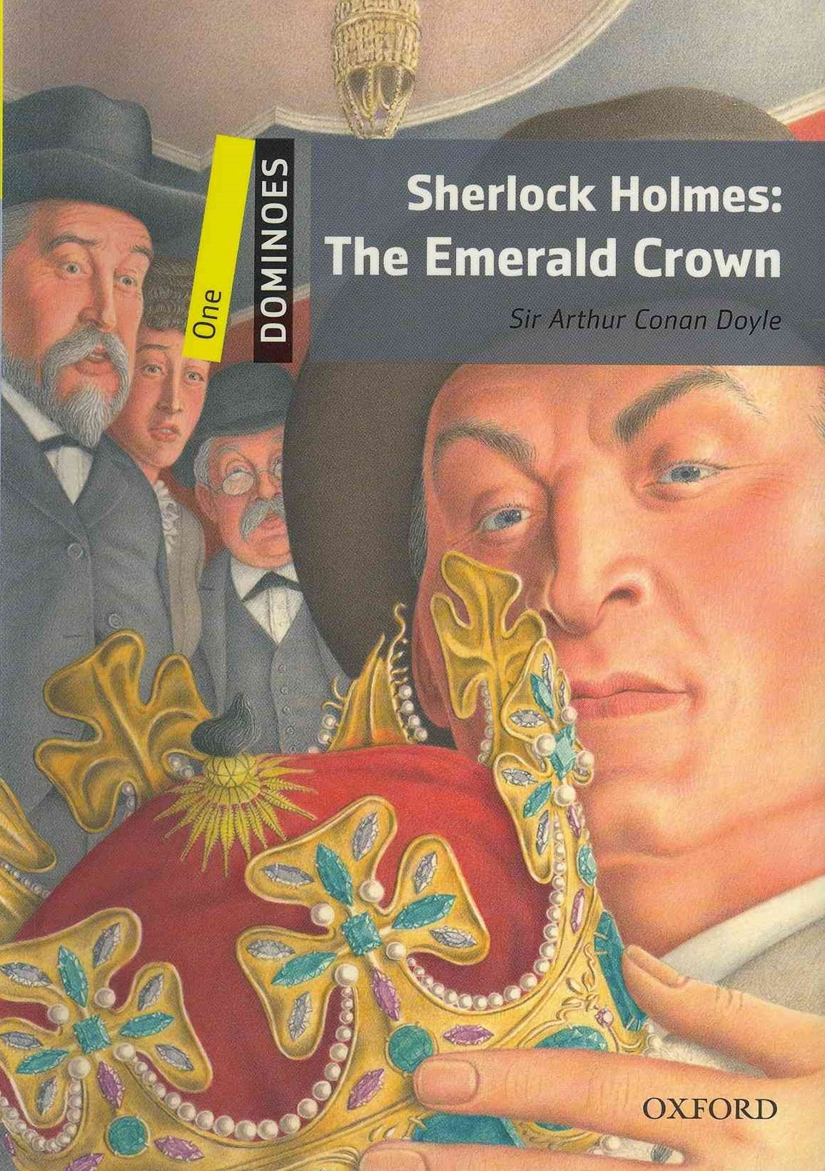 Dominoes One Sherlock Holmes: The Emerald Crown