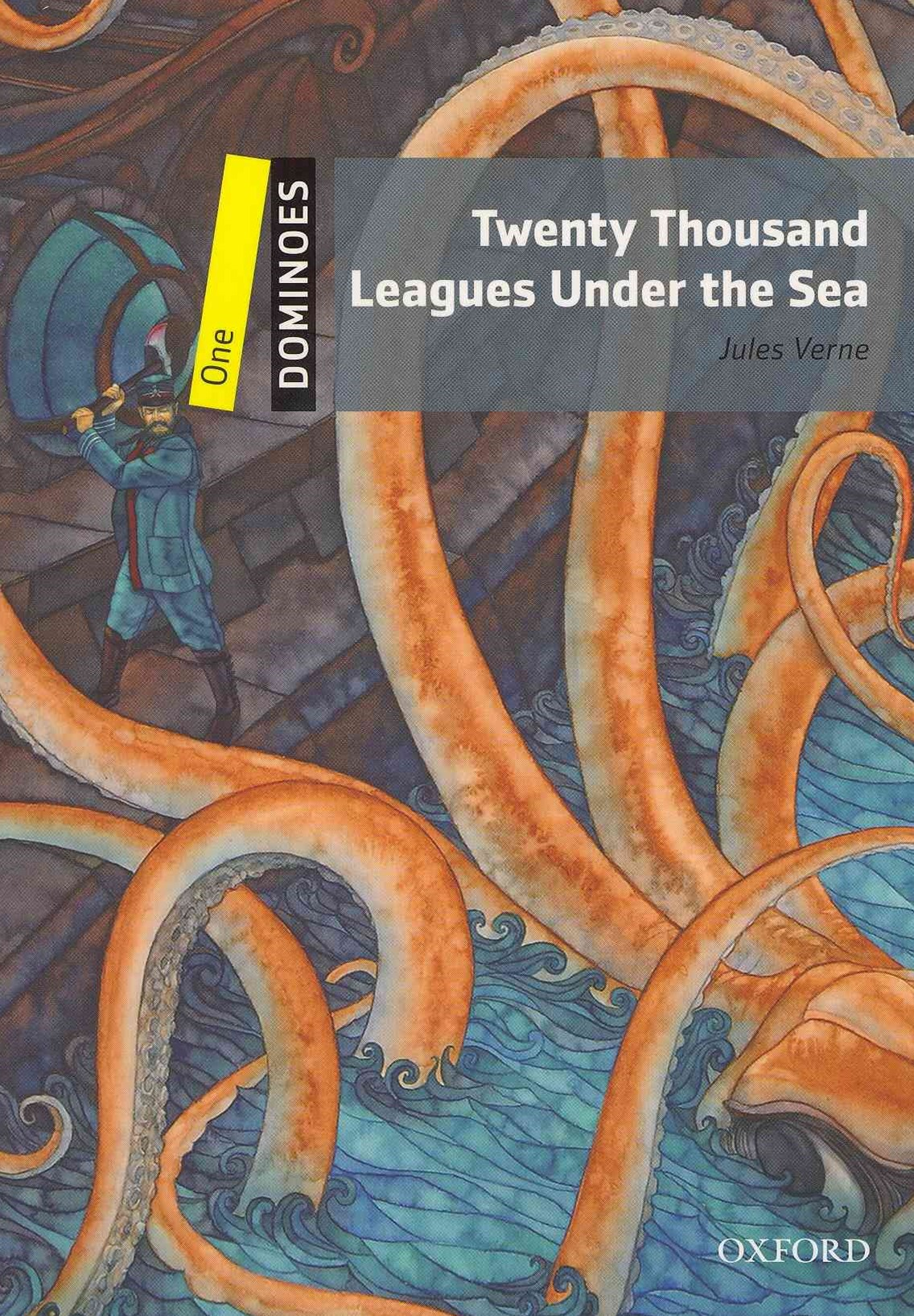 Dominoes One Twenty Thousand Leagues Under the Sea