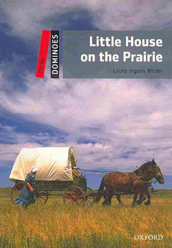 Dominoes Three Little House on the Prairie