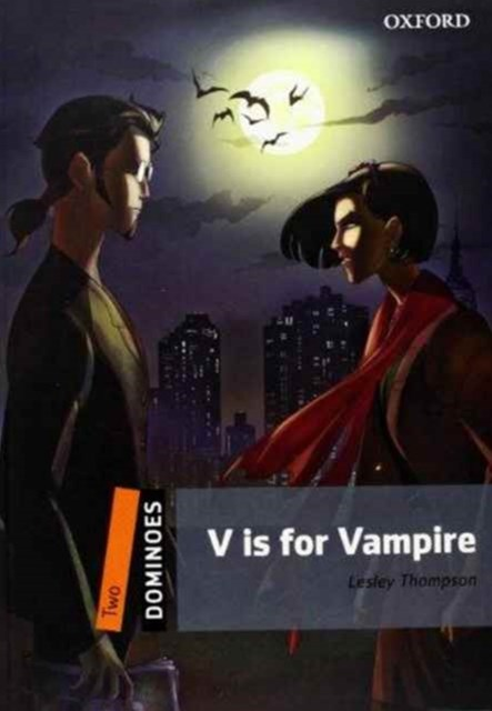 Dominoes Two V is for Vampire Pack