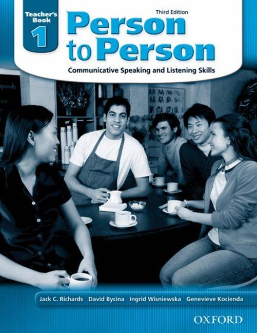 Person to Person Level 1 Teacher's Book