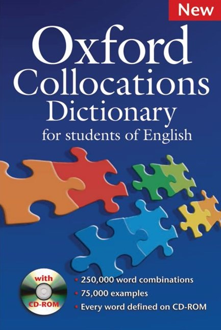 Oxford Collocations Dictionary Pack