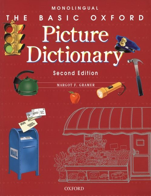 Basic Oxford Picture Dictionary (Monolingual English Edition)