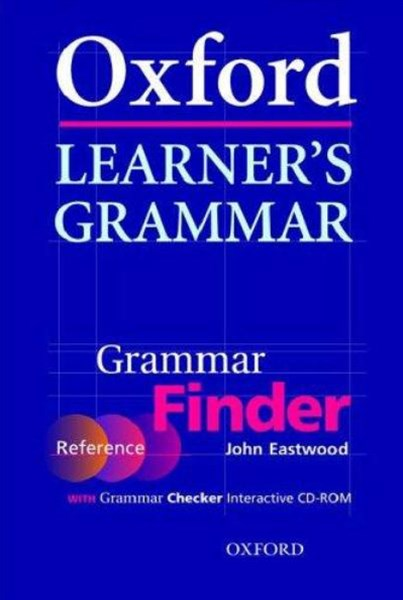 Oxford Learner's Grammar Finder and Checker