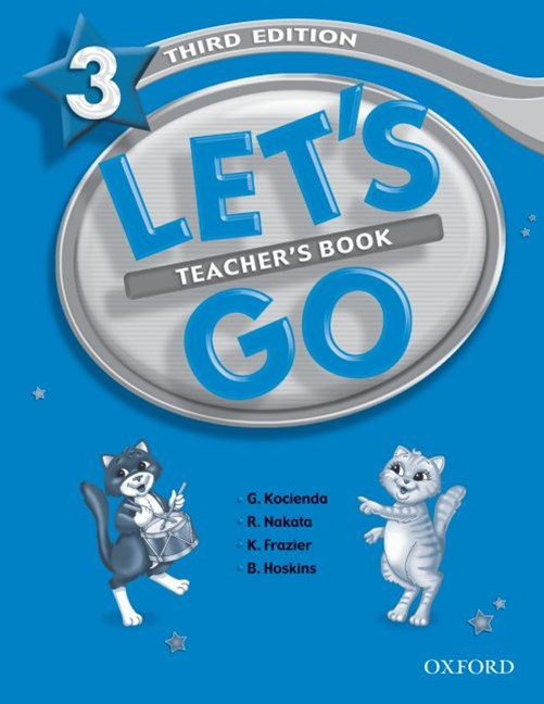 Let's Go 3 Teacher's Book