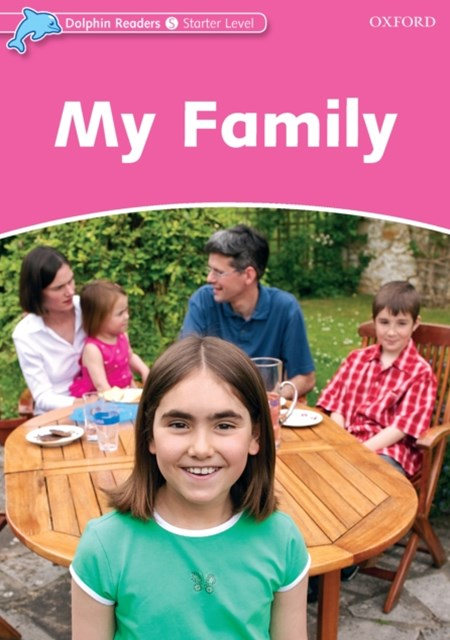 (ebook) My Family (Dolphin Readers Starter)