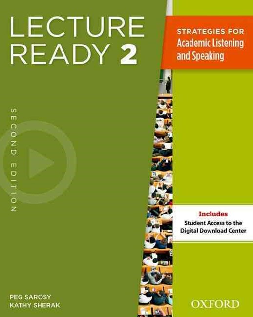 Lecture Ready 2 Student Book Pack