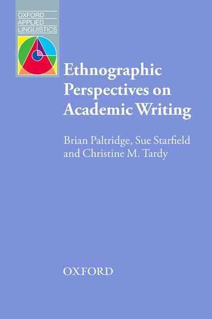 Writing in the Academy Ethnic Perspectives