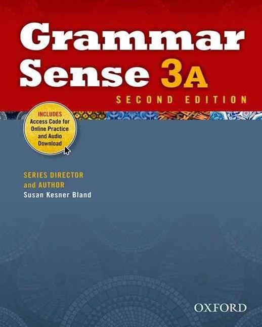 Grammar Sense: 3: Student Book a with Online Practice Access Code Card