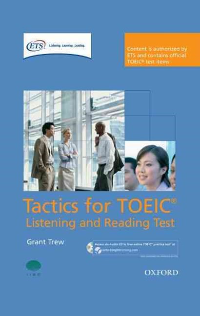 Tactics for TOEIC Listening and Reading Tests Pack