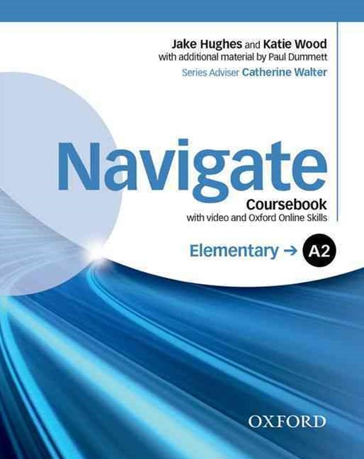 Navigate Elementary A2 Coursebook with DVD and OOSP